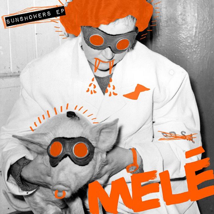 Melé - Sunshowers EP cover