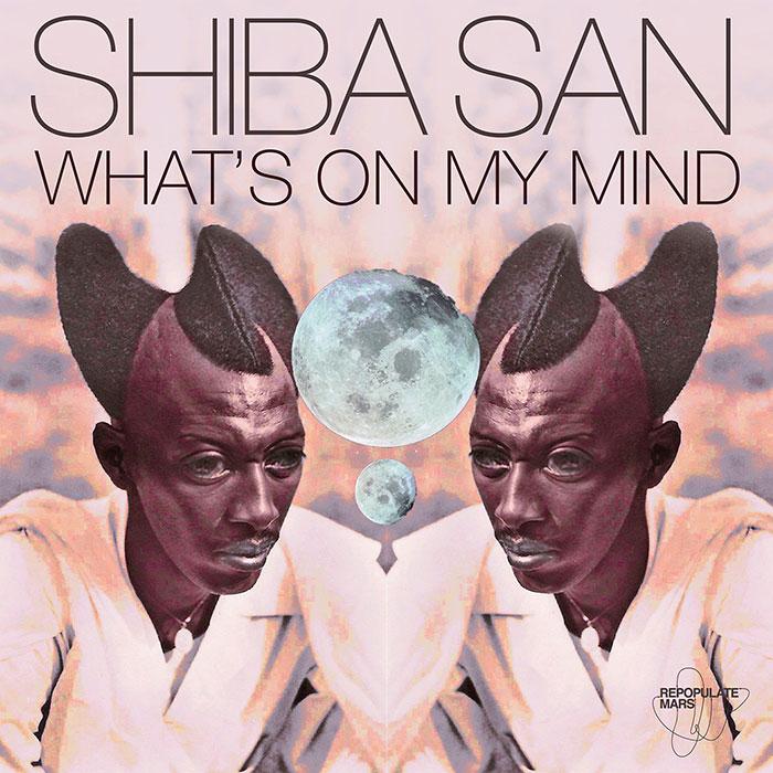Shiba San - What's On My Mind (inc. Bontan Remix) cover