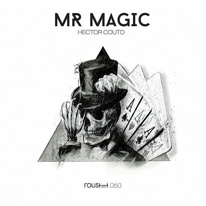 Hector Couto - Mr. Magic cover