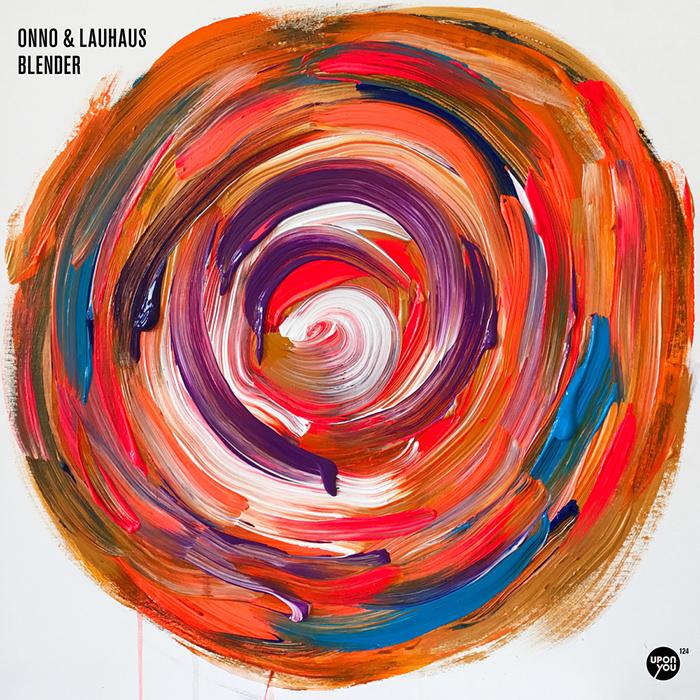 ONNO & Lauhaus – Blender EP cover