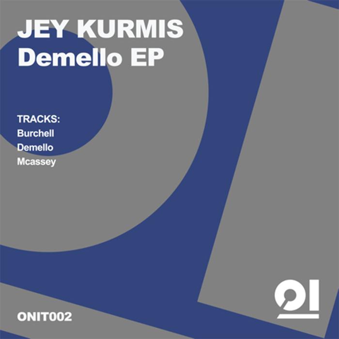 Jey Kurmis -  Demello EP cover