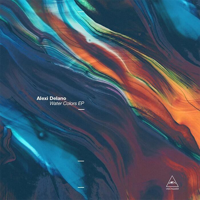 Alexi Delano - Water Colors EP cover