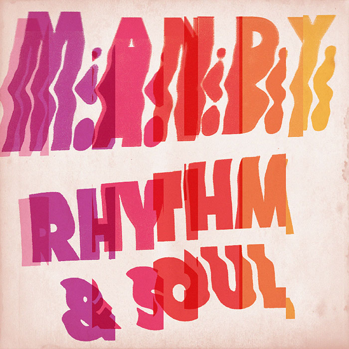 M.A.N.D.Y - Rhythm & Soul (Tiger Stripes & Roland Leesker Remixes) cover