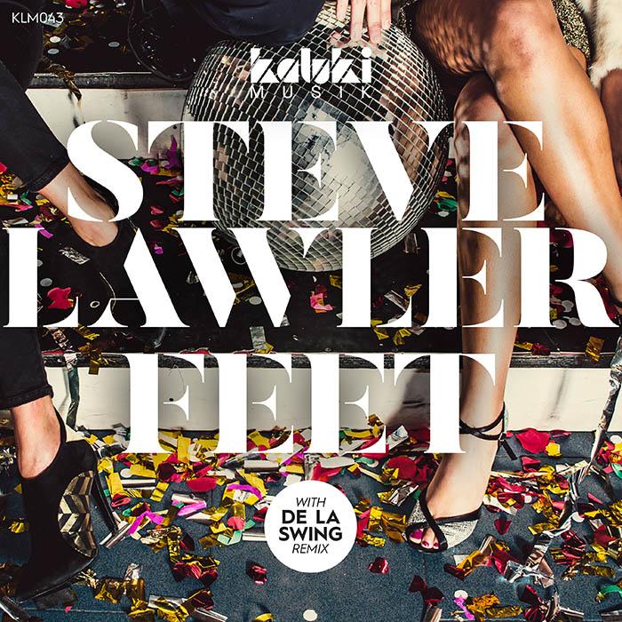 Steve Lawler - Feet EP cover