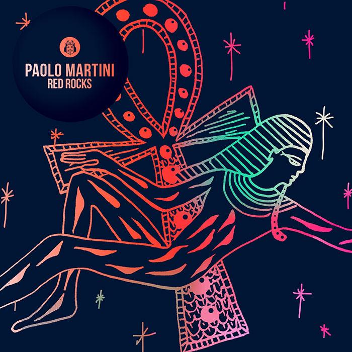 Paolo Martini - Red Rocks cover