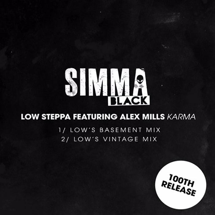 Low Steppa feat. Alex Mills - Karma cover