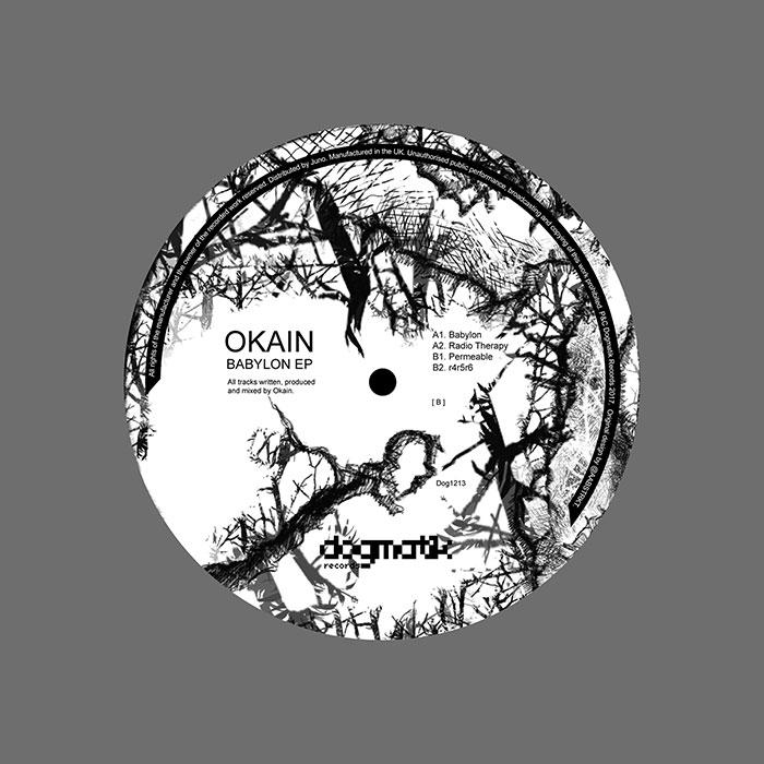Okain - Babylon EP cover