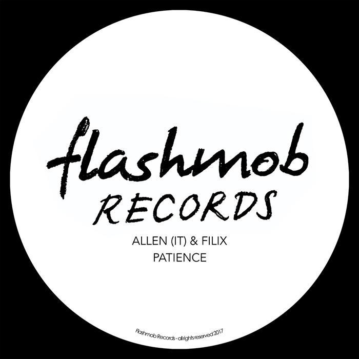 Allen & Filix - Patience EP cover