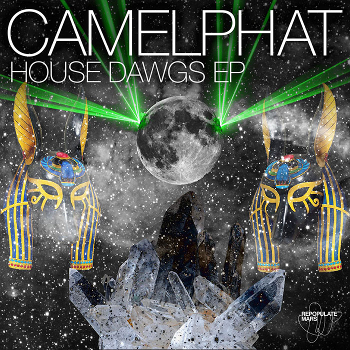 CamelPhat - House Dawgs EP cover