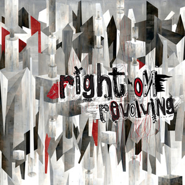 Right On - Revolving EP cover