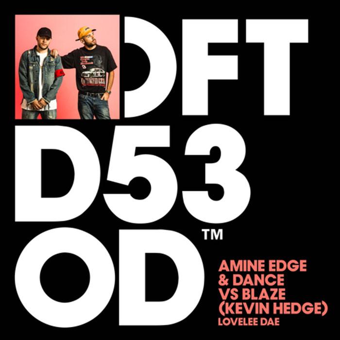 Amine Edge & DANCE vs Blaze – Lovelee Dae cover