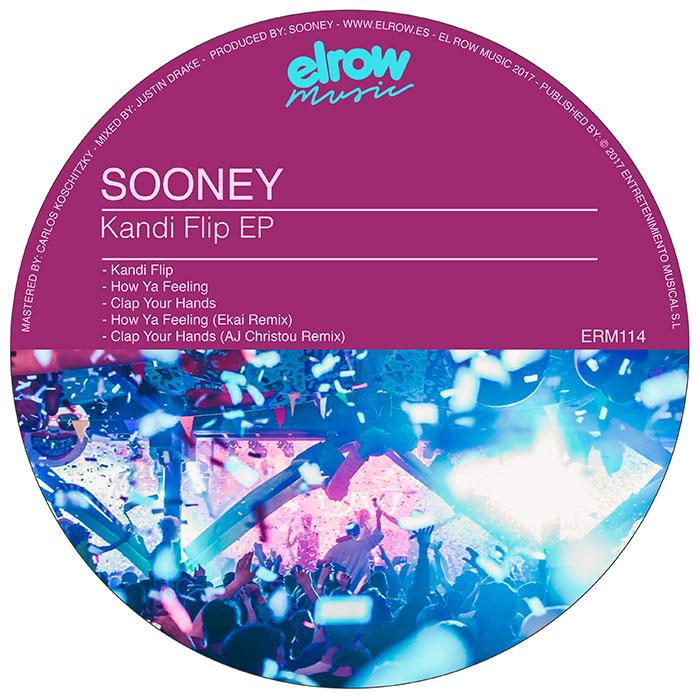 Sooney - Kandi Flip EP cover