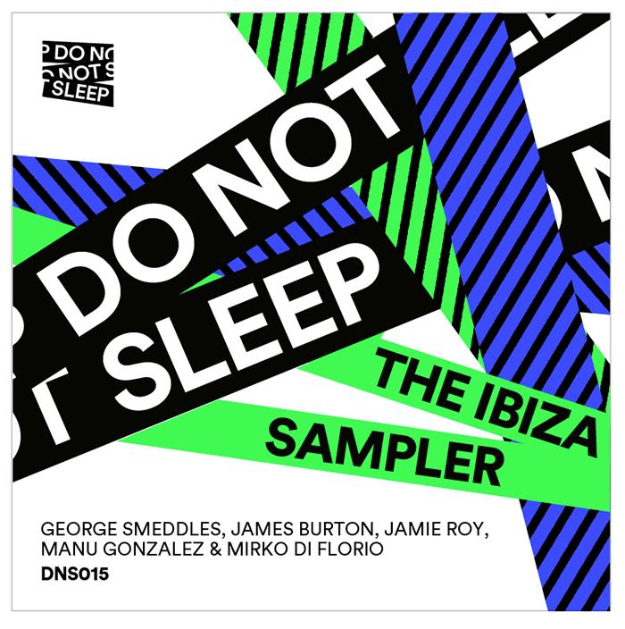 Various Artists - Do Not Sleep Ibiza Sampler cover