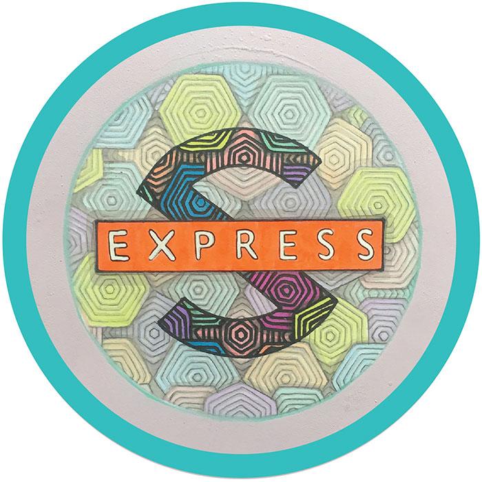 Theme From S - Express Remixes (Detlef & Tuff City Kids Remixes) cover