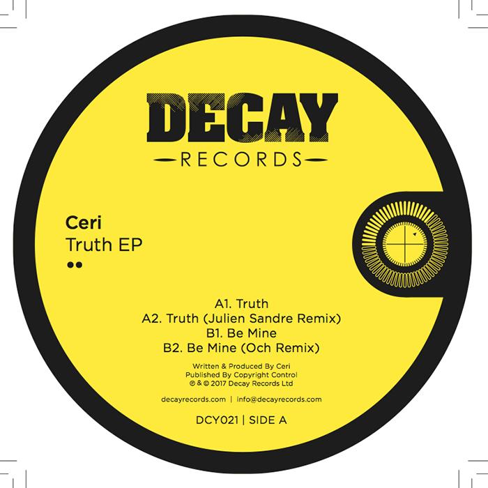 Ceri - Truth EP cover