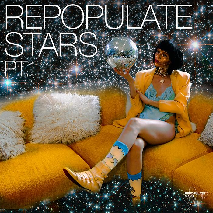 Repopulate Stars PT.1 (Inc. DeMarzo, Pirupa and Eli Brown) cover