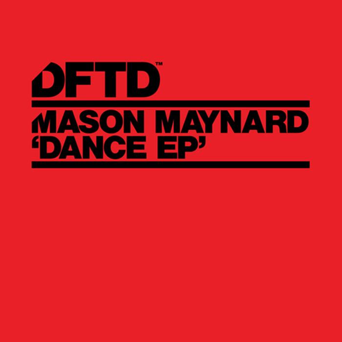 Mason Maynard - Dance EP cover