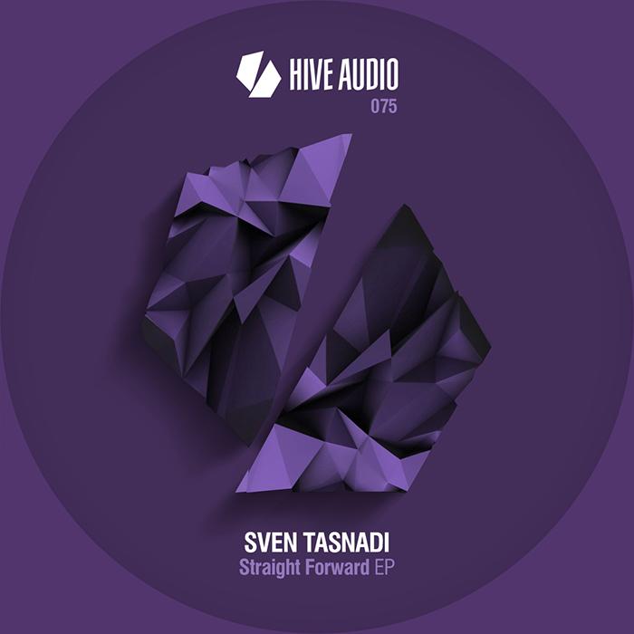 Sven Tasnadi - Straight Forward EP cover
