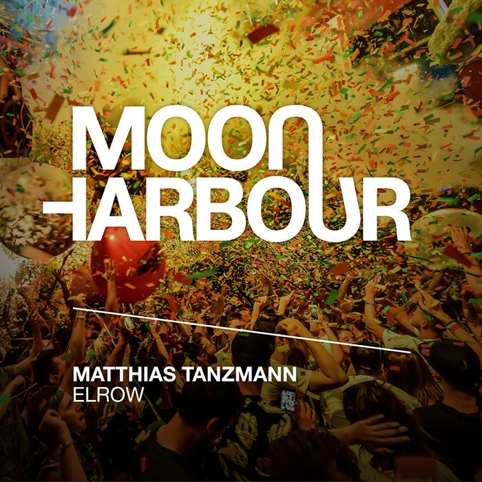 Matthias Tanzmann - Elrow cover