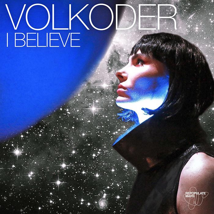 Volkoder -  I Believe EP cover