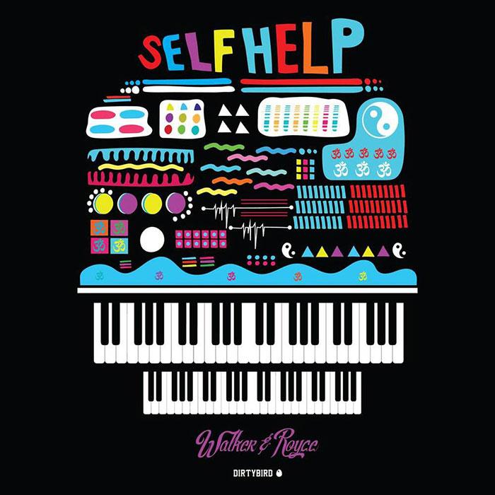 Walker & Royce - Self Help LP cover