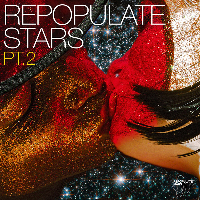 Repopulate Stars Pt.2 (inc. Lee Foss, Lee Curtiss, Mason Maynard and more) cover