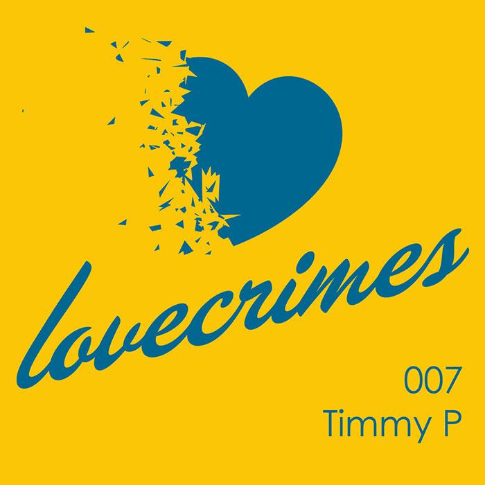 Timmy P - Dance Floor Flirt EP cover