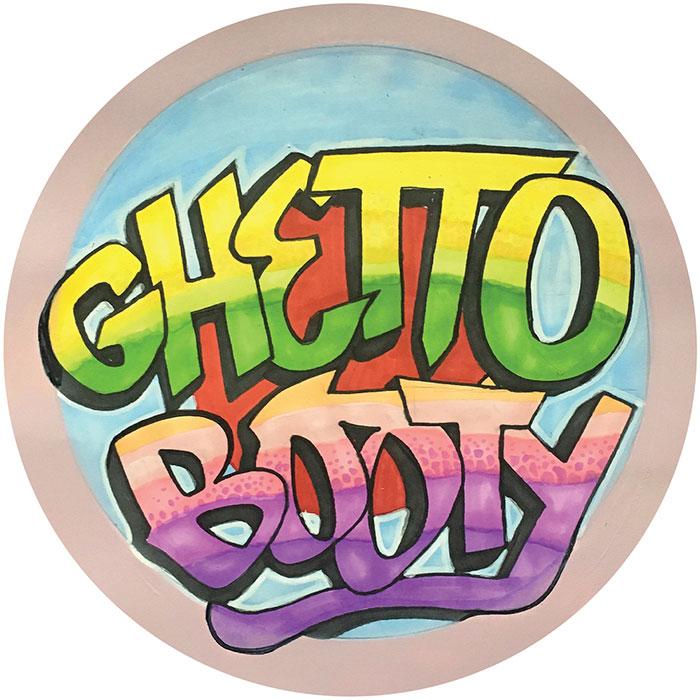 Rydim vs. DJ Funk - Ghetto Booty cover