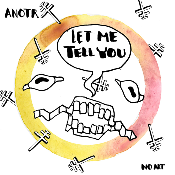 ANOTR - Let Me Tell You EP cover