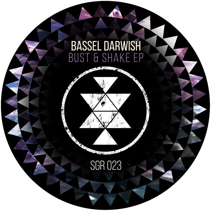 Bassel Darwish - Bust & Shake EP cover