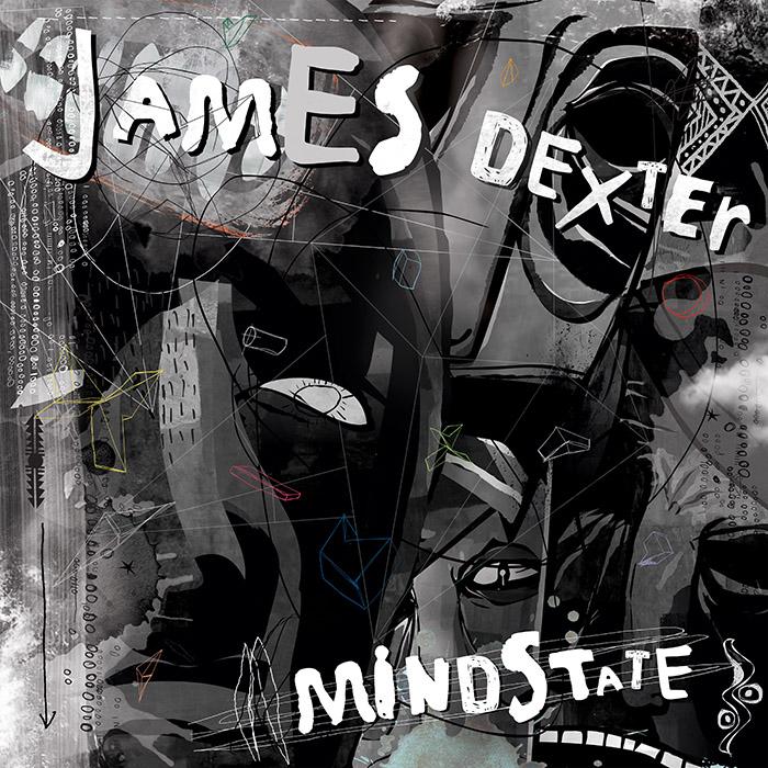 James Dexter - Mindstate EP cover