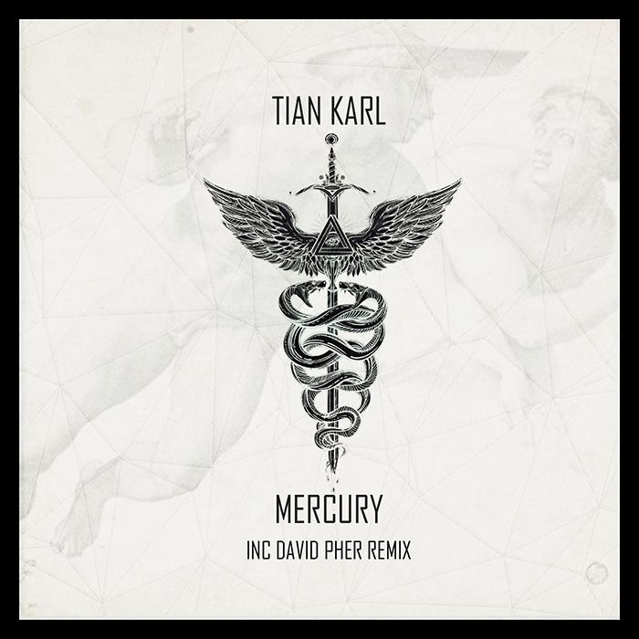 Tian Karl - Mercury incl David Pher Remix cover