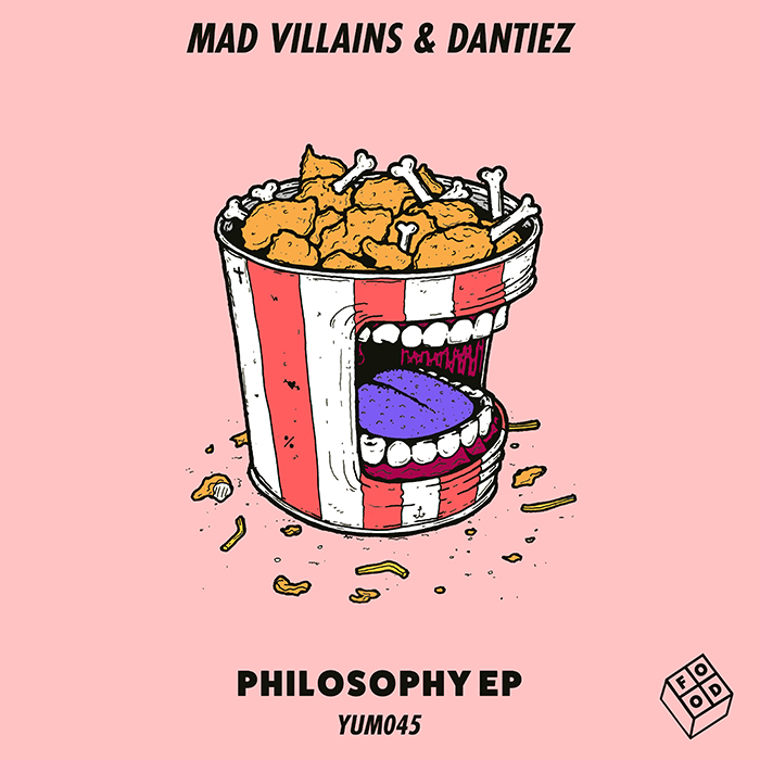 Mad Villains & Dantiez - Philosophy EP cover