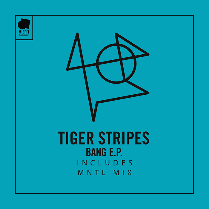 Tiger Stripes - Bang EP cover