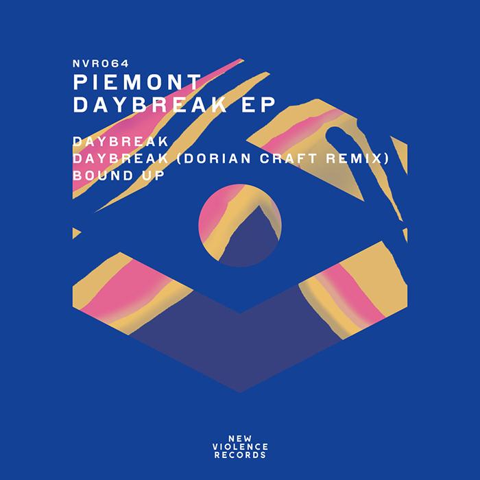 Piemont - Daybreak EP cover