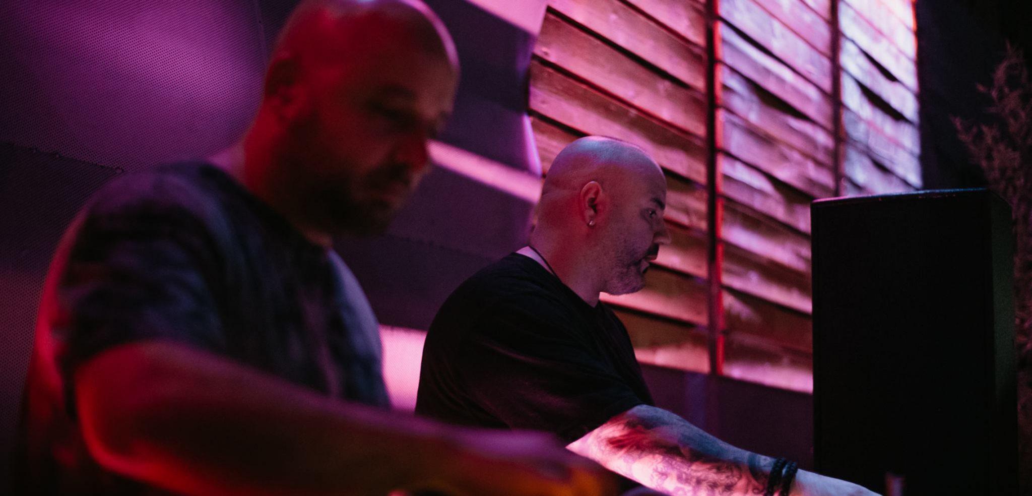 Carlo Lio & Nathan Barato - Mainframe EP hero