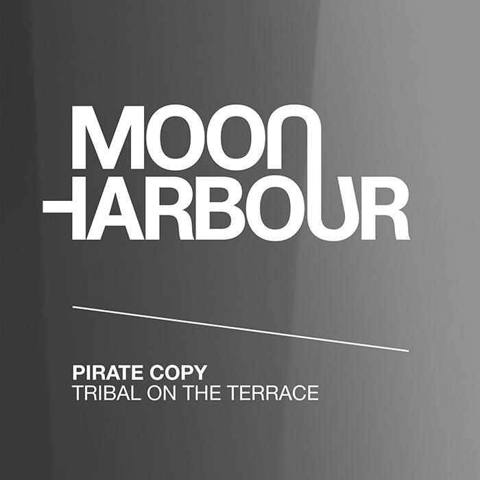 Pirate Copy - Tribal On The Terrace cover