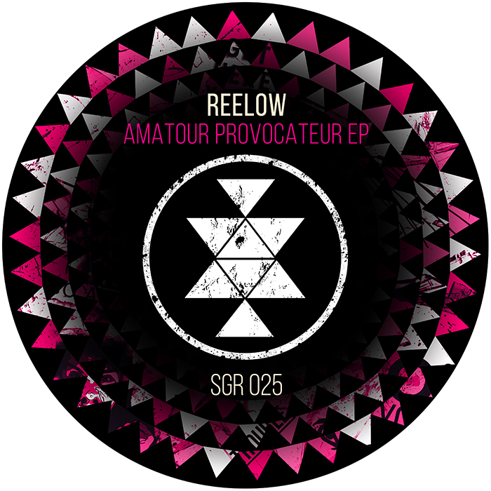 Reelow - Amatour Provocateur EP cover