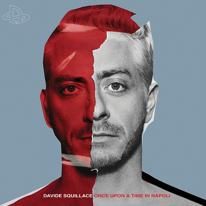 Davide Squillace - Once Upon A Time in Napoli cover