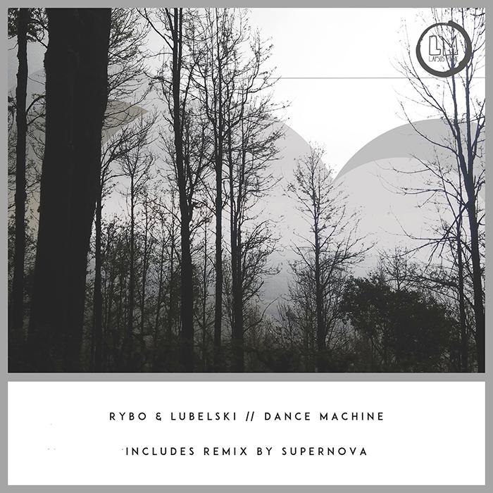 RYBO, Lubelski - Dance Machine (inc. Supernova Remix) cover