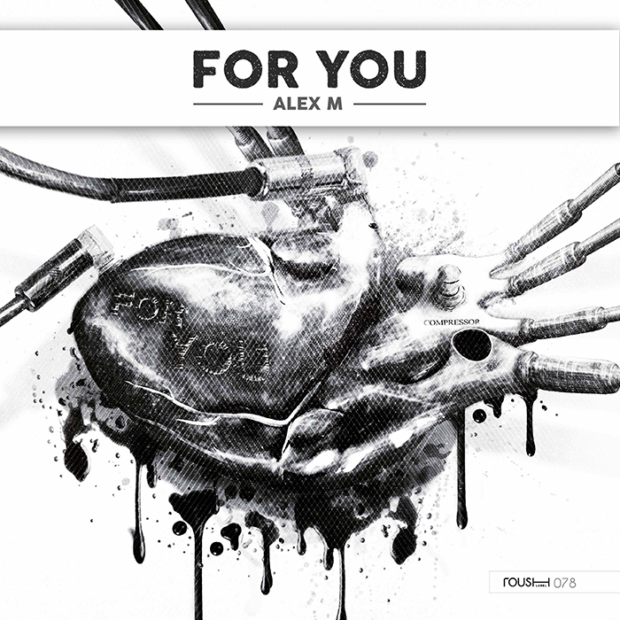 Alex M (Italy) - For You cover