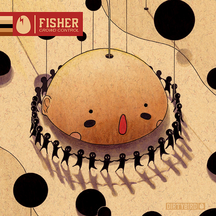 Fisher - Crowd Control cover