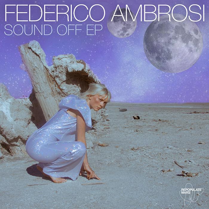 Federico Ambrosi - Sound Off EP cover