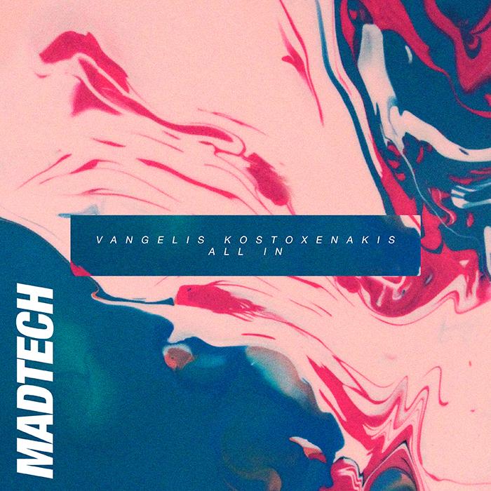 Vangelis Kostoxenakis - All In EP cover
