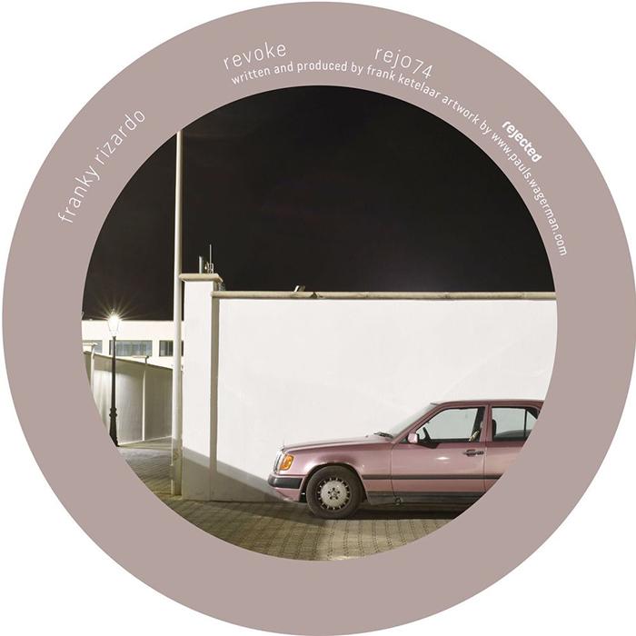 Franky Rizardo - Revoke cover
