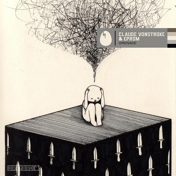Claude VonStroke & EPROM - Grenade cover