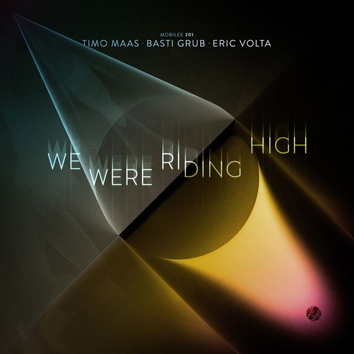 Timo Maas, Basti Grub & Eric Volta - We Were Riding High cover