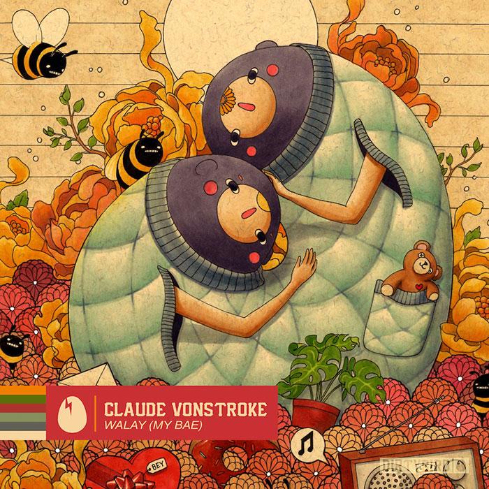 Claude VonStroke - Walay cover