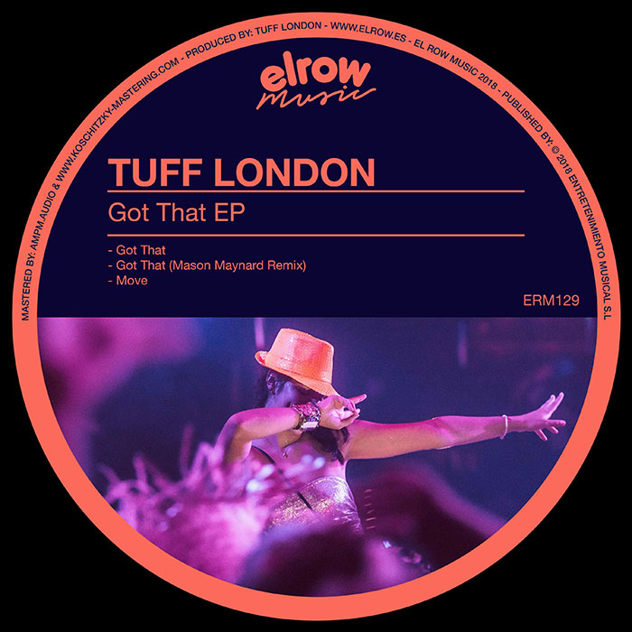 Tuff London - Got That EP cover
