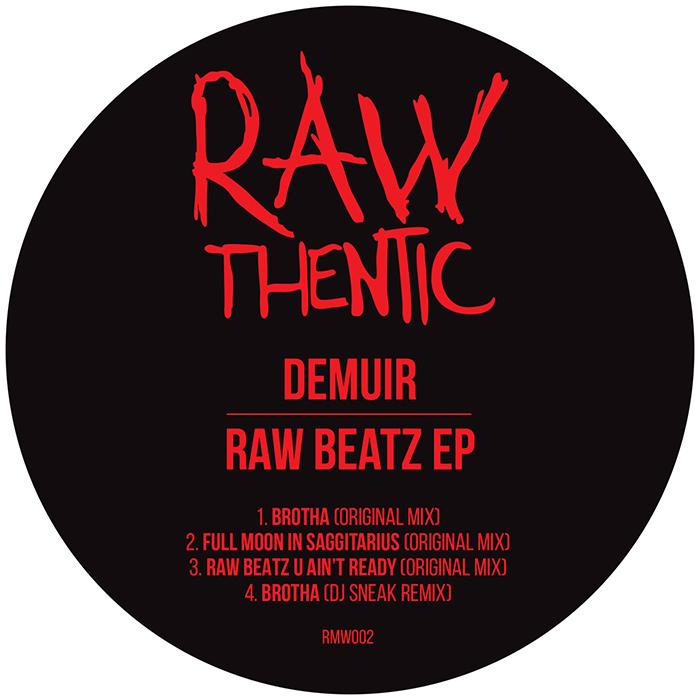 Demuir - Raw Beatz EP cover